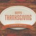 Thanksgiving Eve (Potluck @ 6PM | Service @ 7PM)